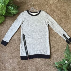 Zara Grey Top W and B Collection